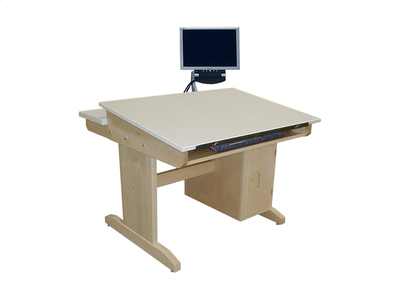Hann cad drawing table for Solidworks design table zoom