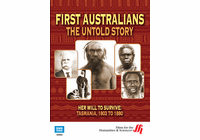 Her Will to Survive: Tasmania, 1803 to 1880�First Australians (Enhanced DVD)