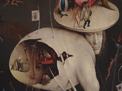 Hieronymus Bosch: The Delights of Hell  Video  (DVD)