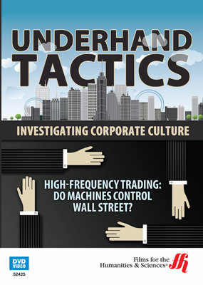 High-Frequency Trading: Do Machines Control Wall Street? (Enhanced DVD)