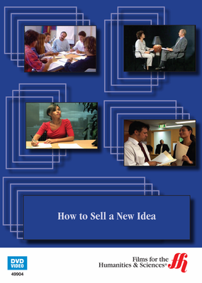 How to Sell a New Idea (Enhanced DVD)