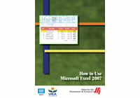 How to Use Microsoft Excel 2007 (Enhanced DVD)