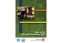 How to Use Microsoft PowerPoint 2007 (Enhanced DVD)