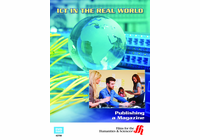 ICT in the Real World: Publishing a Magazine (Enhanced DVD)