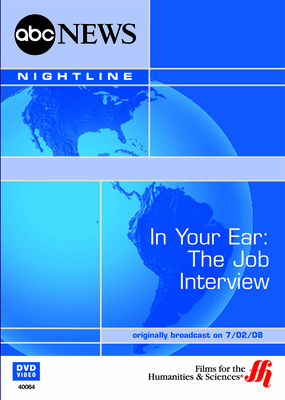 In Your Ear: The Job Interview (Enhanced DVD)