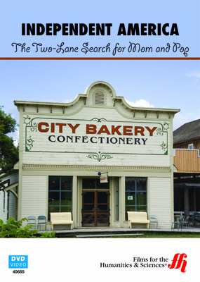 Independent America: The Two-Lane Search for Mom and Pop (DVD)