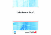India: Love or Rape? (Enhanced DVD)