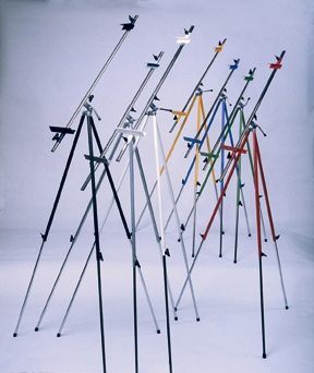 RICHESON Italian STEEL TRIPOD EASELS - Click to enlarge