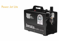 Iwata Studio series POWER JET LITE (2X SPRINT POWER& SMART TECHNOLOGY) Compressor