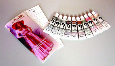 John Howard Sanden ProMix® Portrait Oil Color Set  - Click to enlarge