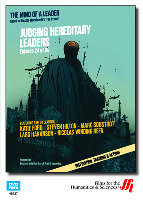 Judging Hereditary Leaders: The Mind of a Leader 1 (Enhanced DVD)