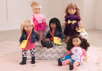 KIDKRAFT 18-Inch Doll - Click to enlarge