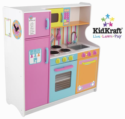 Kidkraft Deluxe Big Bright Kitchen