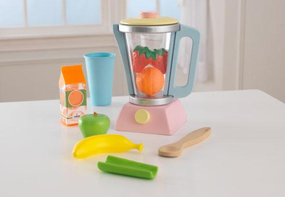KIDKRAFT Pastel Smoothie Set - Click to enlarge