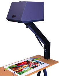 Kopykake Kobra K5000 Artist Opaque Projector - Click to enlarge