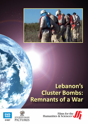 Lebanon's Cluster Bombs: Remnants of a War (Enhanced DVD)