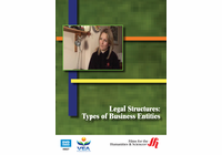 Legal Structures: Types of Business Entities (Enhanced DVD)