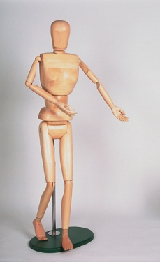 Richeson LIFE SIZE FEMALE MANIKIN - Click to enlarge