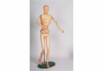 Richeson LIFE SIZE FEMALE MANIKIN