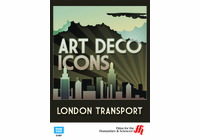 London Transport: Art Deco Icons  (Enhanced DVD)