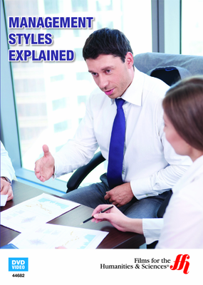 Management Styles Explained (Enhanced DVD)