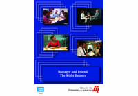 Manager and Friend: The Right Balance (Enhanced DVD)