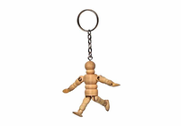 Art Alternatives MANIKIN KEYCHAIN 2 1/2""