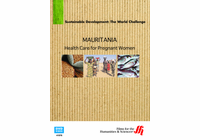 Mauritania: Health Care for Pregnant Women (Enhanced DVD)