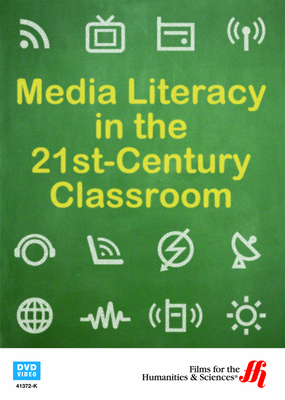 Media Literacy in the 21st-Century Classroom (Enhanced DVD)