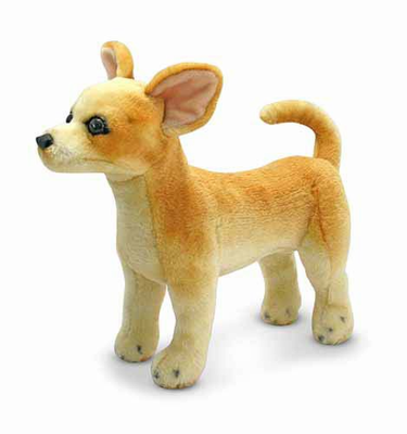 Melissa & Doug Chihuahua - Plush - Click to enlarge