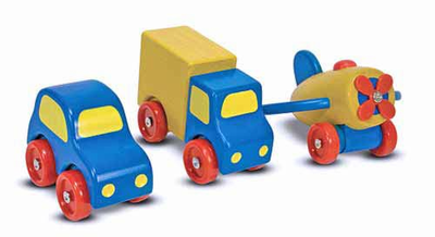 Melissa & Doug First Vehicles Set - Click to enlarge