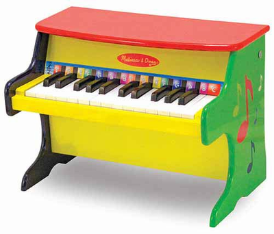 Melissa & Doug Learn-to-Play Piano - Click to enlarge