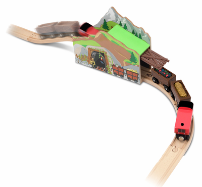Melissa & Doug Magic Mine Train Tunnel - Click to enlarge