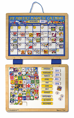 Melissa & Doug Magnetic Calendar - Click to enlarge