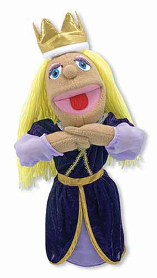 Melissa & Doug Princess Puppet - Click to enlarge