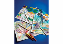 Melissa & Doug Scratch Art Paper
