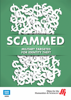 Military Targeted for Identity Theft: Scammed (Enhanced DVD)