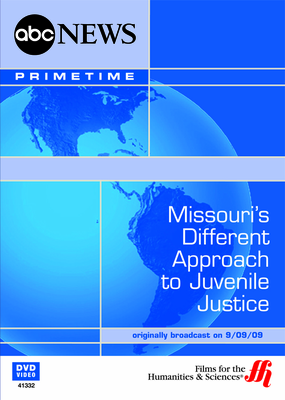 Missouri's Different Approach to Juvenile Justice (Enhanced DVD)