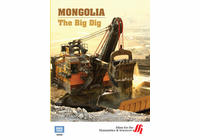 Mongolia: The Big Dig (Enhanced DVD)