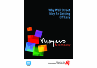 Moyers & Company: Why Wall Street May Be Getting Off Easy (Enhanced DVD)
