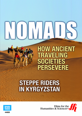 Nomads: Steppe Riders in Kyrgyzstan (Enhanced DVD)