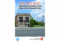 Off the Grid: American Communities in the Wake of the Financial Crisis (Enhanced DVD)