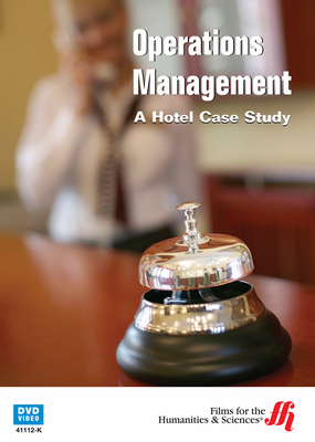 Operations Management: A Hotel Case Study (Enhanced DVD)