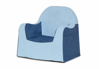 P'kolino Little Reader Chair - Light Blue