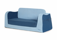 P'kolino Little Reader Sofa - Blue