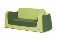P'kolino Little Reader Sofa - Green