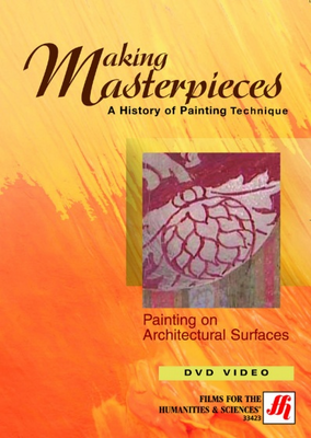 Painting on Architectural Surfaces Video  (DVD)