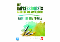 Painting the People: The Impressionists�Painting and Revolution (Enhanced DVD)