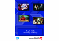 People Skills: Presenting to a Group (Enhanced DVD)