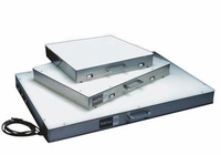 GAGNE Porta-Trace Stainless Steel LIGHT BOXES - LED